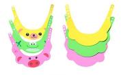 3PCS Adjustable Baby Kid Safe Shower Bath Shampoo Protect Hat
