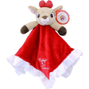 Kids Preferred Baby's First Christmas Blanky - Clarice