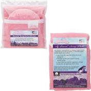 NuAngel Flip and Go Nursing Pad Case with Nursing Blanket Set, Pink