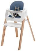 Stokke Steps Children's Highchair - Blue