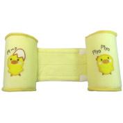 Moonar®Baby Cartoon Cotton Safe Anti Roll Baby Head Positioner Pillow