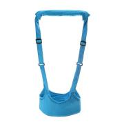 eBuy Handheld Baby Walker Toddler Walking Helper Kid Safe Walking Protective Belt Child Harnesses Learning Assistant - Blue
