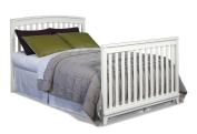 Imagio Baby Midtown Full Size Conversion Bed Rails, White