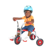 Angeles Silver Kids Toddler Children 20cm Rider Pedal Pusher Bicycle