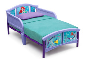 Classic Delta Childrens Disney Little Mermaid Toddler Bed
