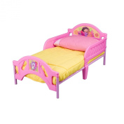 Nickelodeon Dora with Puppy & Boots Toddler Bed