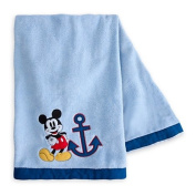 Mickey Mouse Baby Towel - Disney Store Exclusive