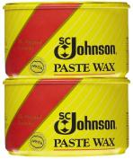 SC Johnson Fine Wood Paste Wax, 470ml-2 pk