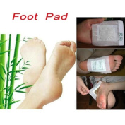 10 Pcs Cleansing Detox Foot Adhesive Pad for Healthy Life by TJSpecial