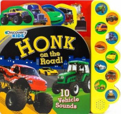 Honk on the Road! (Discovery Kids 10 Button) [Board book]
