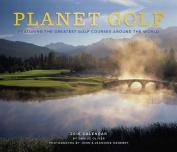 Planet Golf 2016 Wall Calendar