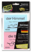 Flashsticks German Beginner Starter Pack