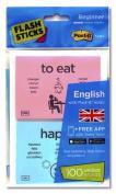 Flashsticks English Beginner Starter Pack