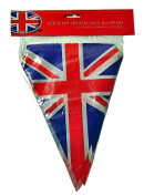 Banner Streamer with Union Jack(british Flags)- 3.7m Long