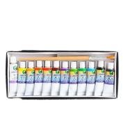 ZTDM Professional 12 Colours 5ml Gouache Painting Pigment Set