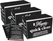 Hagerty Premium Quick Clean Jewellery Wipes for Gold, Silver and Pearls, 3-Pack