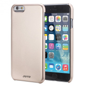 JOTO iPhone 6 4.7 Case - Slim Thin Fit Hard Cover Case Exclusive for Apple iPhone 6 12cm (2014), Premium Metal effect coating hard case for iPhone 6