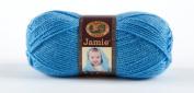 Lion Brand Yarn 881-106 Jamie Yarn, Blue