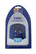 Strandworx SR15 4.6m Audio RCA