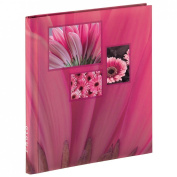 Hama Singo 20 Page Photo Album holds 60x 10x15cm Pink [00106266]