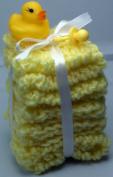 Handmade Baby Washcloths