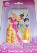 Disney Princess Switch Plate Cover - Baby Nursery Kids Bedroom Light Switch Wall Decor