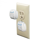 Safety 1st Deluxe Press Fit Outlet Plugs, 24-Count