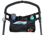 Lukling(TM) Stroller Organiser Bag