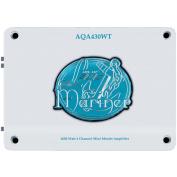 LANZAR AQA430WT 1,600-Watt 4-Channel Mini MOSFET Marine Amp