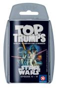 Winning Moves - *****Star Wars IV-VI Top Trumps *ALLEMAND*