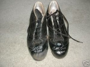 Red Sox Jon Papelbon Autographed Game Used Cleats