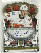 2013/14 Crown Royale Hockey Mark Cundari Rookie Royalty Autographed Rookie Card