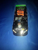 DANICA PATRICK SIGNED Autographed 2012 GO DADDY GALAXY 1/24 Diecast COA - Autographed Diecast Cars