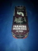 KASEY KAHNE SIGNED 2013 FARMERS INSURANCE 85TH GEN 6 1/24 Diecast COA - Autographed Diecast Cars