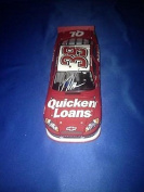 RYAN NEWMAN SIGNED 2012 QUICKEN LOANS 1/24 Diecast COA - Autographed Diecast Cars