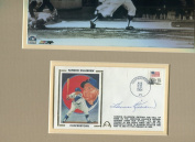 HARMON KILLEBREW / Twins signed 1984 HOF First Day Cover display - UACC RD # 212