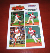 2011 Orleans Firebirds Reference Book & Photo Album