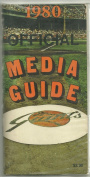 1980 San Francisco Giants Media Guide