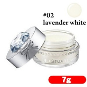 Melty Lip Balm - # 02 Lavender White, 7g/0.24oz
