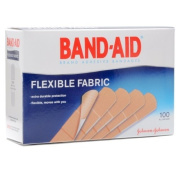Flexible Fabric Premium Adhesive Bandages 3/4 x 3 100/Box