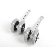 13cm Wheels For Walkers