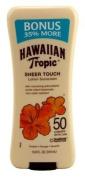 Hawaiian Tropic Sheer Touch SPF#50 Lotion 320ml Bonus