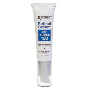 Reventin Retinol Cream with Retinol 15D for Wrinkles
