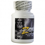 Zeus Male Supplement Bottle