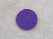 300pcs Felt 40mm Circle Appliques - 8color Upick