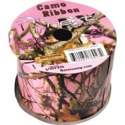 Pink Next Camo Ribbon 5.7cm