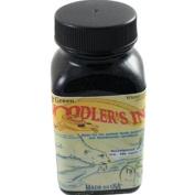 Noodler's Ink Red Black Bottled Ink Refill