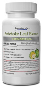#1 Artichoke Leaf Extract - Powerful 600mg, 180 Capsules - Formulated and Manufactured in USA.