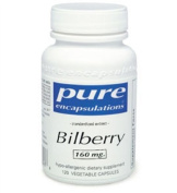 Bilberry 160mg 120c by Pure Encapsulations