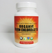 Organic Clean Chlorella SL 200mg 400 Tablets